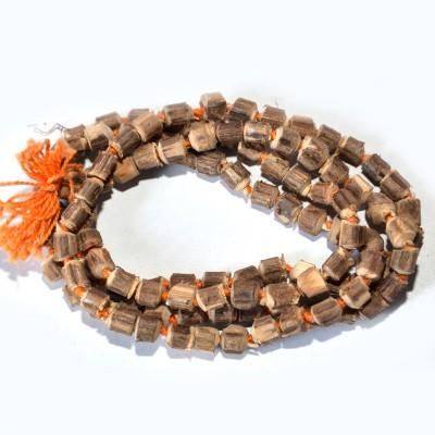 Pandit NM Shrimali Tulsi (Basil) Jap Mala Stone Necklace at flipkart