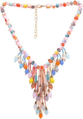 Diana Korr DKJ-N20 Beads Plastic Necklace at flipkart