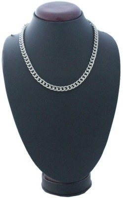 Rich & Famous Elegant Silver Fashion Men Alloy Chain at flipkart