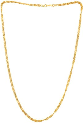 Jewelstone Gold-plated Plated Metal Necklace at flipkart