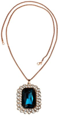 Being Women chunky-funky Square Stone Fashion Alloy Necklace at flipkart