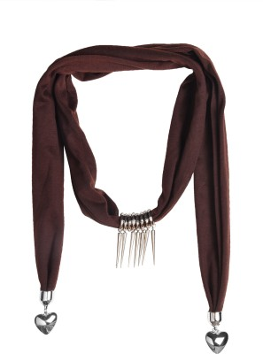 Diana Korr Fabric Necklace at flipkart