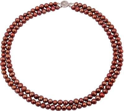 Pearlz Ocean Alloy Necklace at flipkart