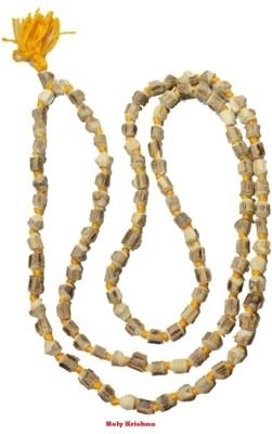 Holy Krishna Energized Tulsi Mala For Wearing 108+1 Beads Wood Chain at flipkart