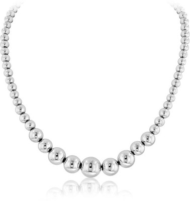 Netaya Platinum Plated Bronze Chain at flipkart