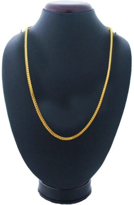 Rich & Famous Elegant Gold Fashion Men Alloy Chain at flipkart