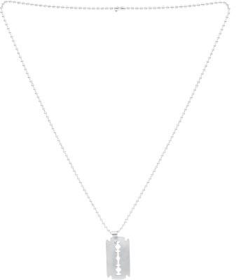 Ayesha Metal Necklace at flipkart