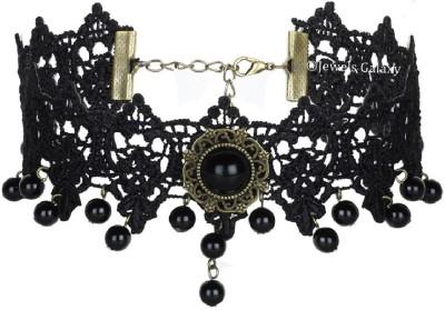 Jewels Galaxy Princess Pearl Lac Choker Jewels Galaxy Necklaces