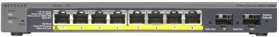 Netgear 8 PORT GIGABIT POE SWITCH Network Switch