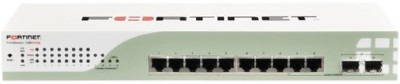 Fortinet FortiSwitch 80 POE 8 Port 10/100/1000 IEEE 802.3af PoE 62W Dedicated Power Share on 4 Ports F Network Switch White Fortinet Switches