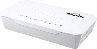 Binatone SW-FE108P 8-PORT PoE Switch