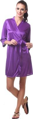 Affair Women Nighty(Purple) at flipkart
