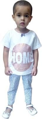 Instyle Kids Nightwear Girls Printed Cotton