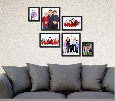 Desi Frame MDF Photo Frame ( Photo Size   Two 8 X 10 Two 8 X