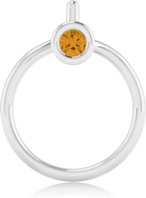 IskiUski Sara 14kt Sapphire Yellow Gold Stud