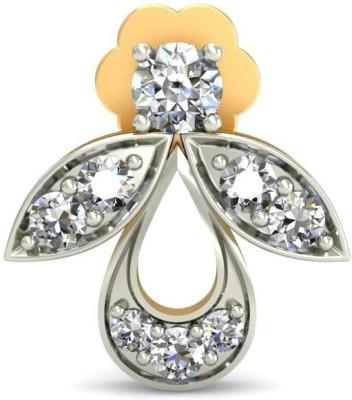 JewelsNext 18kt Diamond Yellow Gold Stud