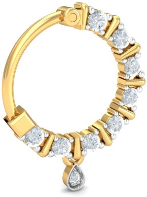 KuberBox Diamond Yellow Gold(Yellow Gold Plated) at flipkart