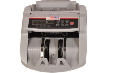 Sun-Max Sc 370 Note Counting Machine(Counting Speed - 1000 notes/min)