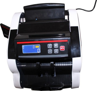 Sun-Max SC 600DX-G Talky With Fake Sensors Note Counting Machine(Counting Speed - 1000 notes/min)