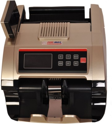 Technogeek Mini Note Counting Machine(Counting Speed - 900 notes/min)