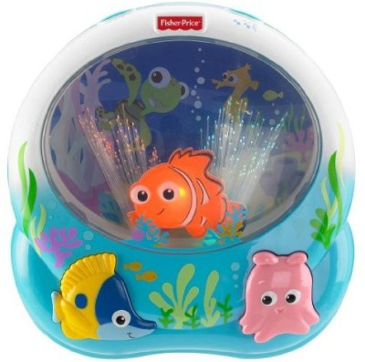 Fisher-Price Disney Baby Nemo Soother Soother(Multicolor) at flipkart