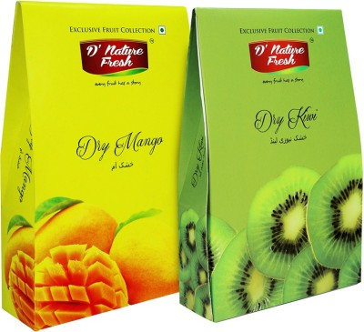 D NATURE FRESH Dry Mango, Kiwi