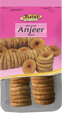 Tulsi Good Quality Anjeer Dry Figs(500 g, Box)  available at flipkart for Rs.615