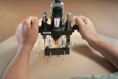 Dremel-2615.033.5JA-081-Plunge-Router-Attachment-Rotary-Tool