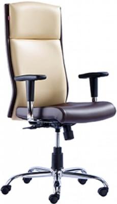 HOF Marco 1005H Professional Leatherette Office Arm Chair(Black)