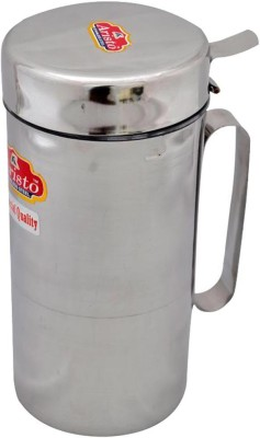 Aristo Stainless Steel 1000 ml Cooking Oil Dispenser Pack of 1 Aristo Stainless Steel Oil Dispensers