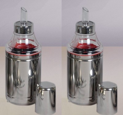 Dynore 1000 ml, 500 ml Cooking Oil Dispenser Set Pack of 2 Dynore Oil Dispensers