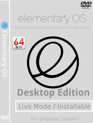 Elementary OS 0.4 Loki DVD 64 bit