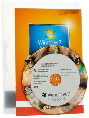 Windows 7 Professional (OEI) 64-bit(64 Bit)