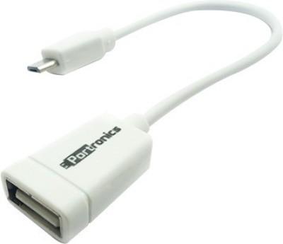 Portronics USB OTG Adapter(Pack of 1)