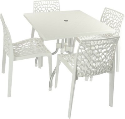Mavi MEC-101 Chair Table Plastic Table & Chair Set(Finish Color - MEC-101 Chair Table)
