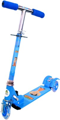Chhota Bheem 3 Wheel Scooter Blue 5+ Years GGS06 Tricycle(Blue)