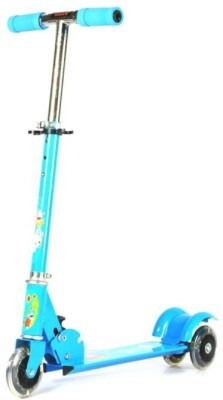 Panda Kids Scooter(Blue)