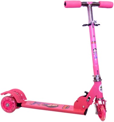 Chhota Bheem Chutki Scooter(Pink)