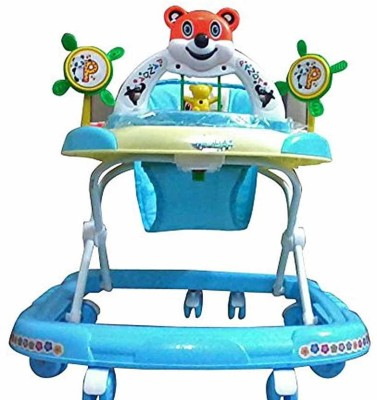 Panda baby walker music(Blue)
