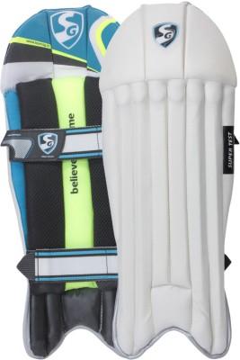 SG Super Test Men's (39 - 43 cm) Wicket Keeping Pad(Multicolor, Ambidextrous)