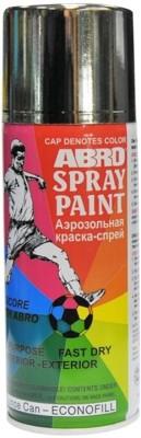 Abro Spray Oil Paint Bottle(Set of 1, White)  available at flipkart for Rs.134