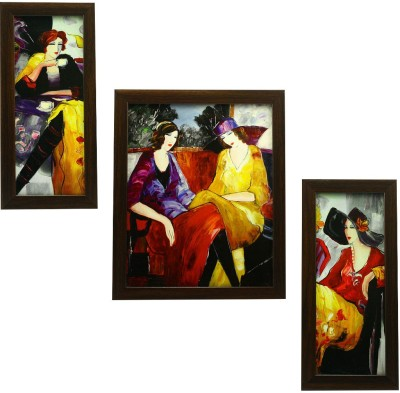 Indianara Ink 11 inch x 19 inch Painting at flipkart