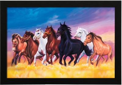 Delight Canvas 20 inch x 14 inch Painting at flipkart
