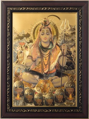 eCraftIndia Canvas 15 inch x 11 inch Painting at flipkart