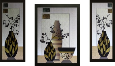 90 Off On Saf Textured Print With Uv Canvas Painting 14 Inch X 24 Inch On Flipkart