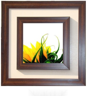 Lila Painting DVL- M-1014 With Wooden Frame Canvas Art(15 inch X 15 inch)