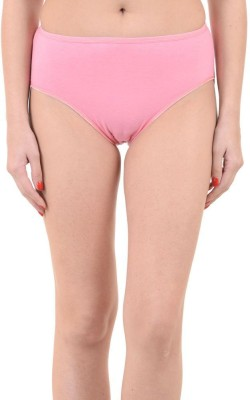 Sovam Women's Bikini Pink Panty(Pack of 1)