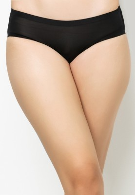 Copper Apparel Women Hipster Black Panty(Pack of 1)