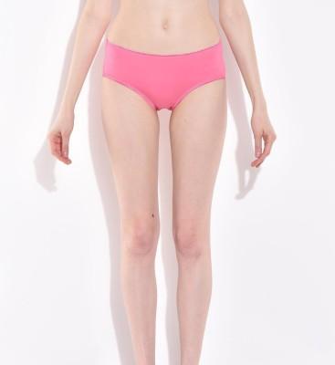 Kotty Women Hipster Pink Panty(Pack of 1) at flipkart