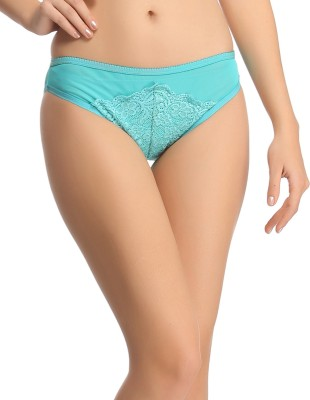 963f825ef846 55% OFF on Clovia Women's Hipster Blue Panty(Pack of 1) on Flipkart |  PaisaWapas.com